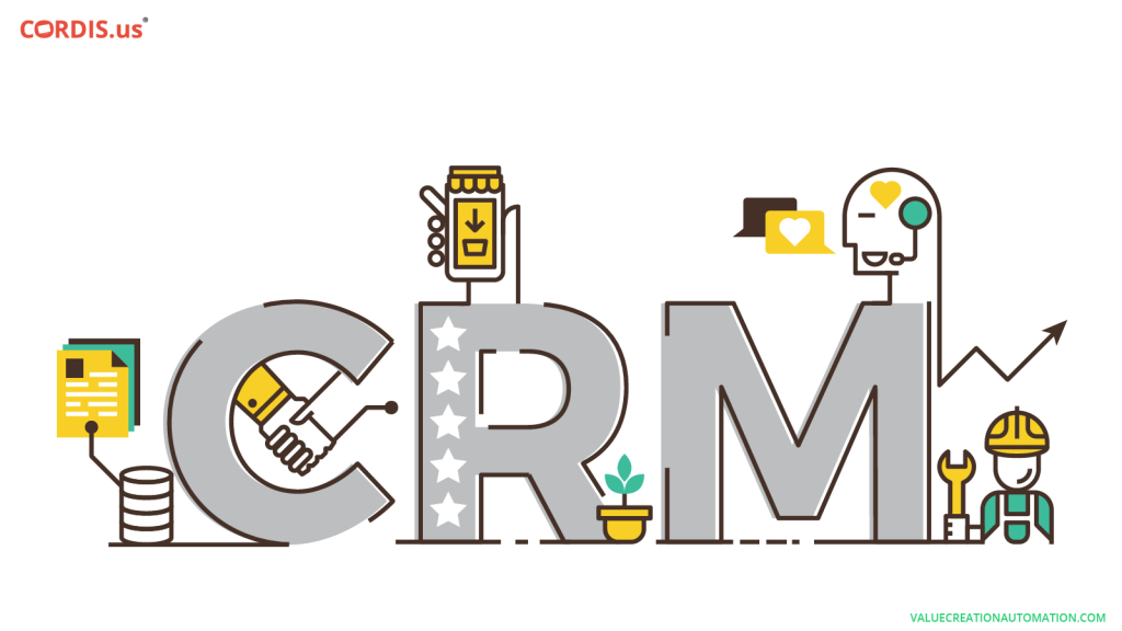 What makes VCA the best CRM software for small businesses in Dubai